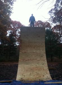 The Warped Wall is Legit!
